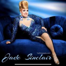This is the wonderful Jade Sinclair
